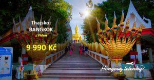 Nejlevnější letenky do BANGKOKU
