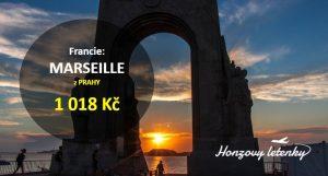 Víkendy v Marseille