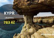 Výhodné letenky na KYPR
