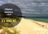 Akční letenky na FILIPÍNY