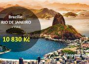 Akční letenky do BRAZÍLIE