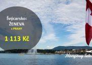 Víkendové letenky do ŽENEVY