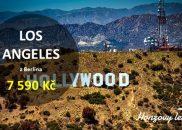 Akční letenky do LOS ANGELES