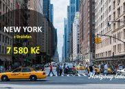 Do NEW YORKU z Drážďan