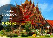 Levné letenky do BANGKOKU