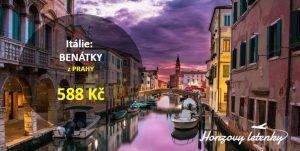 Do BENÁTEK z Prahy