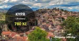 Prodloužené víkendy na KYPRU