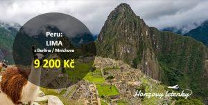 Levně do PERU