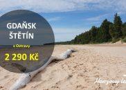 Letenky z Ostravy k Baltskému moři