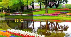 easyJet nabízí letenky na jaro 2021