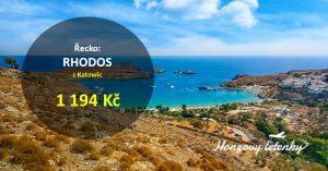 Řecké ostrovy z Katowic