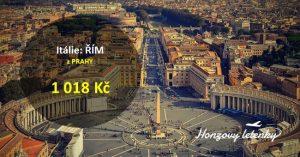 V létě do ŘÍMA