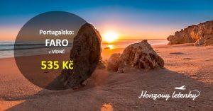 Letenky do jihoportugalského FARA