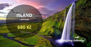 Nejlevnější letenky na ISLAND