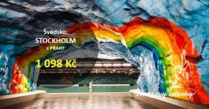 Víkendovky ve STOCKHOLMU