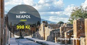 Víkendová NEAPOL z Prahy