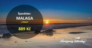 Na víkend do MALAGY
