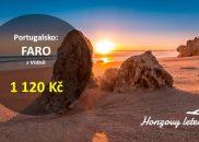 Na jih PORTUGALSKA za teplem