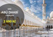 Nejlevněji do ABÚ DHABÍ
