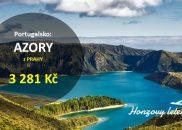 Letní AZORY z Prahy