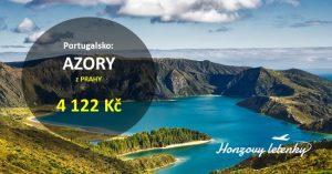 Jarní AZORY z Prahy