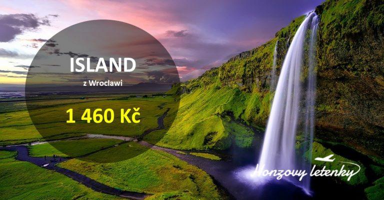 ISLAND během svátků