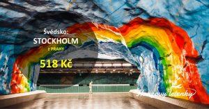 Na víkend do STOCKHOLMU