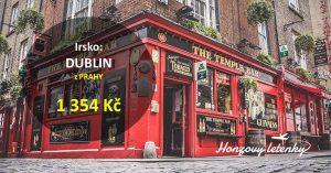 DUBLIN na víkend