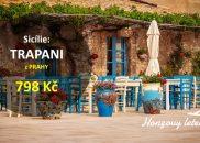Levně do TRAPANI na Sicílii