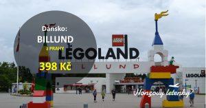 Nejlevněji do LEGOLANDU