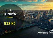 LONDÝN na víkend