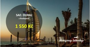 Letenky do DUBAJE